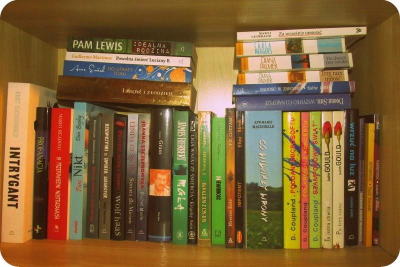 Witajcie w królestwie moich książek - część 2
