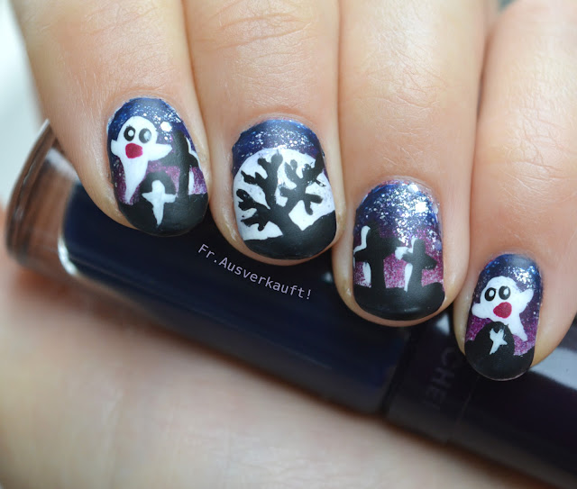 [Nagellack] This is Halloween!