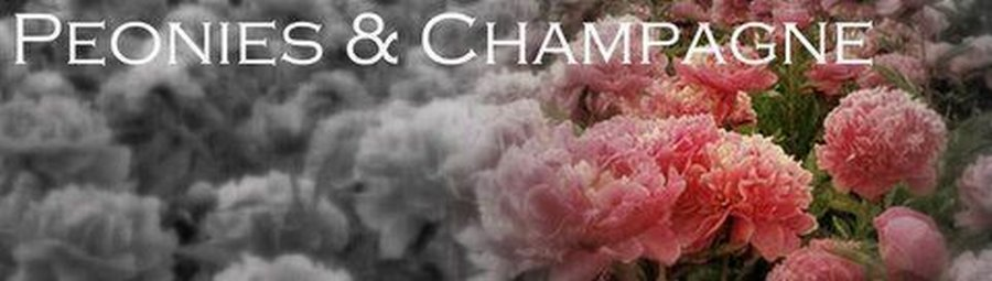 Peonies&Champagne