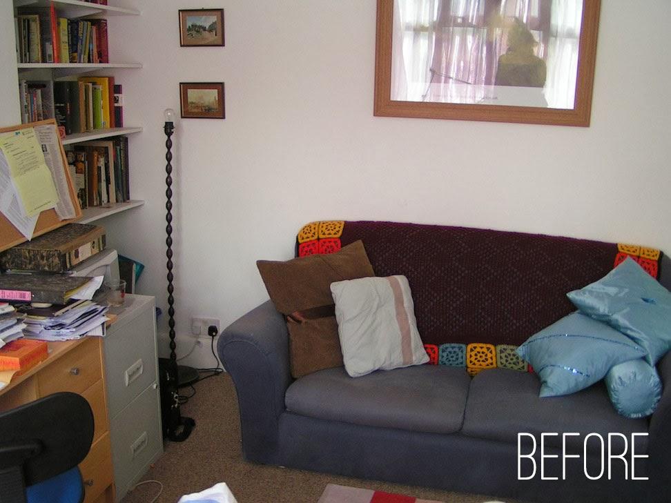 Beliebt Ma maison au naturel: DIY : Canapé lit à faire soi-même DS25
