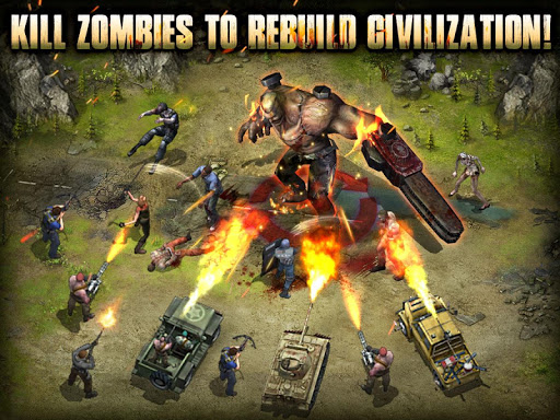 Z War Android Game