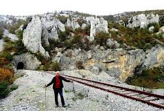Dal golfo di Trieste al golfo di Fiume - 4.a tappa: da Lupoglav alla Vela Draga-valle delle candele