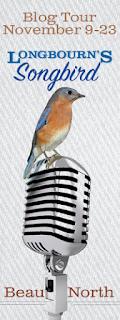 Blog Tour Banner - Longbourn's Songbird