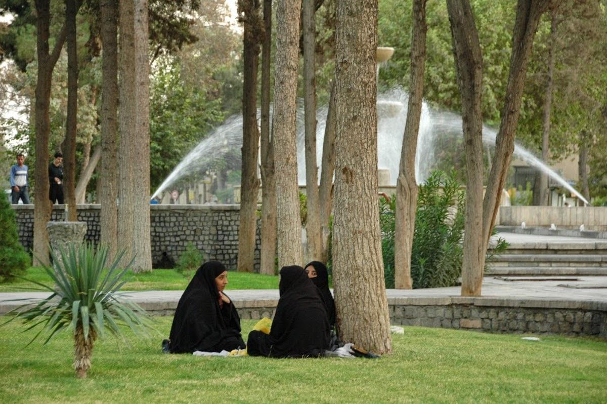 Írán - Kashan