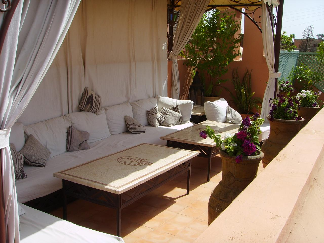 Dar Habiba Riad With Hammam Perfect For First Time