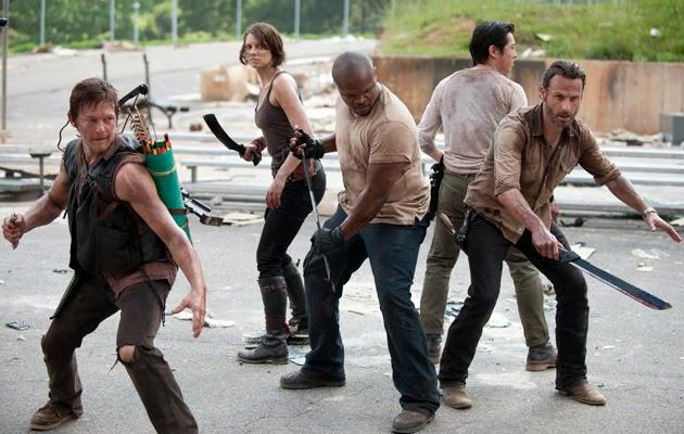 walking dead season 5 upcoming spin off series