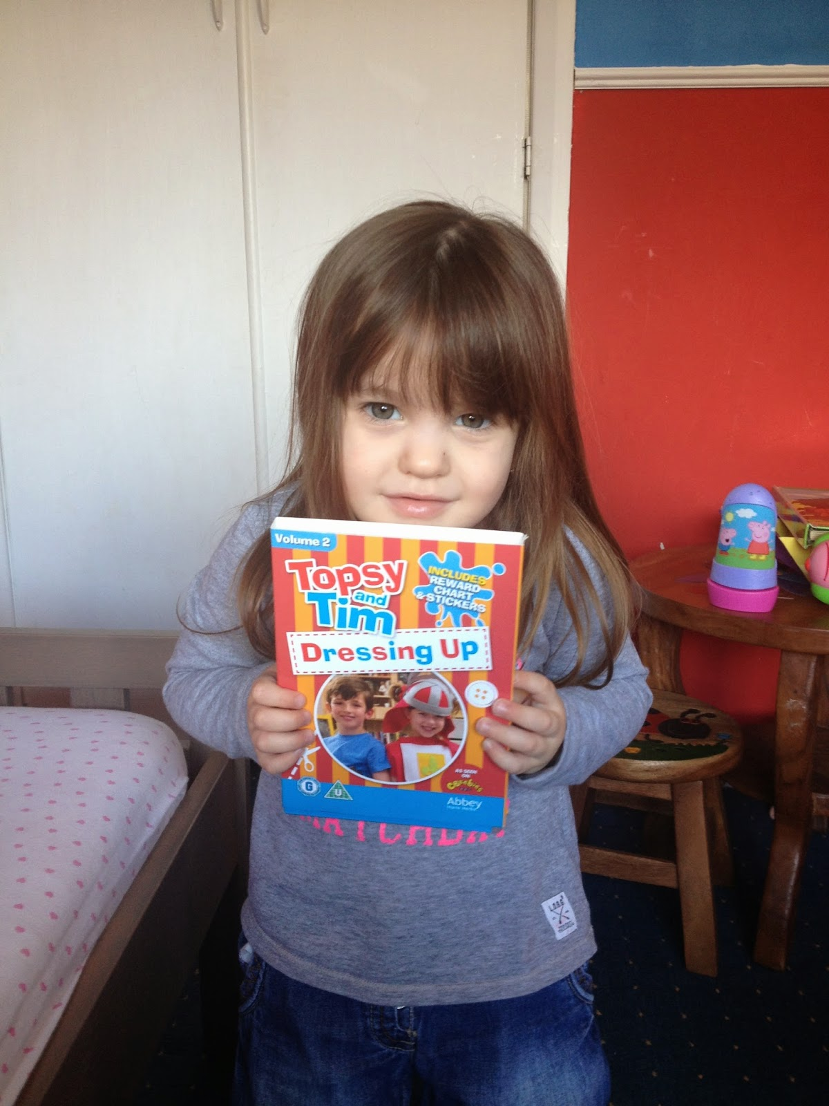 Review: Topsy and Tim Dressing Up DVD – Abbey Kids Home Media