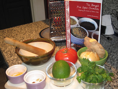 Chicken Black Pepper Fenugreek Recipe Ingredients