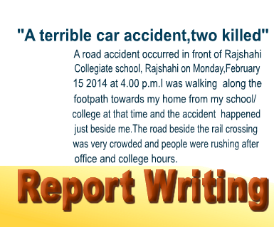 How to Write a Good Accident or Incident Report