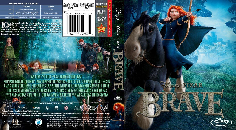 Brave (Indomable) Hdrip Castellano 2012