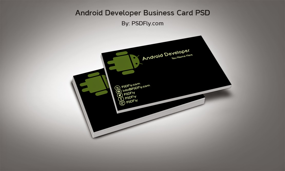 Unusual Business Card Android Gallery - Business Card Ideas ...