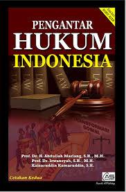 Materi Pengantar Hukum Indonesia