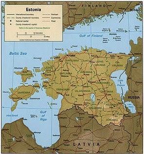 Estonia Lumpuh