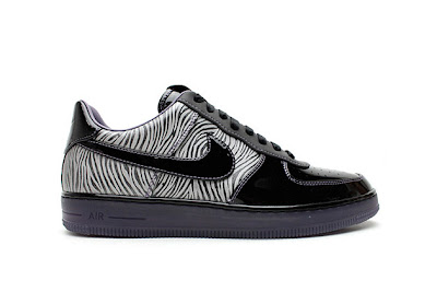 "Nike Air Force 1 Downtown ""Zebra"""