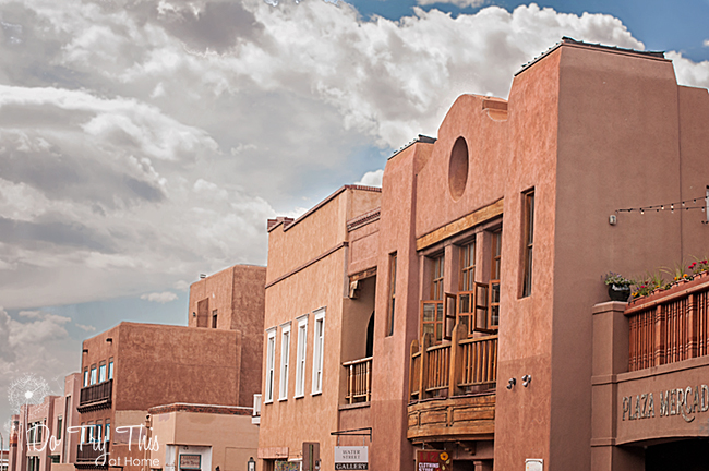 Santa Fe buildings