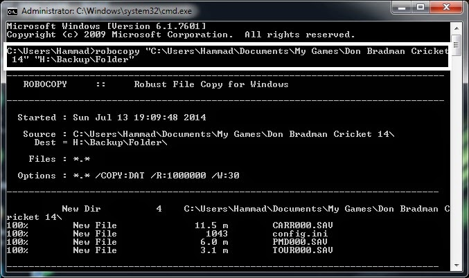 how to delete a folder with command prompt