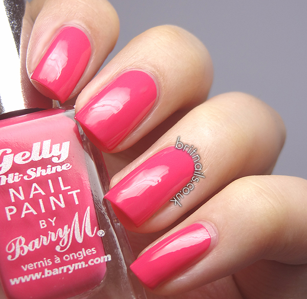 Barry M Gelly Grapefruit
