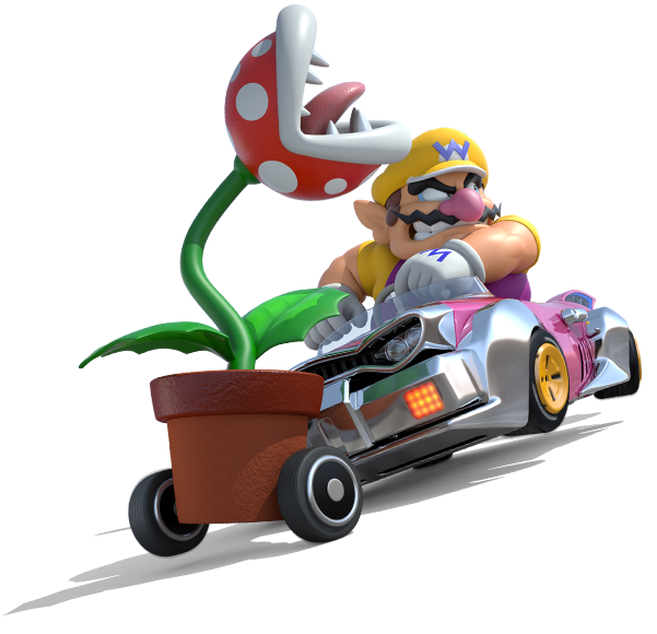 Super Mario Cars Games Play Free