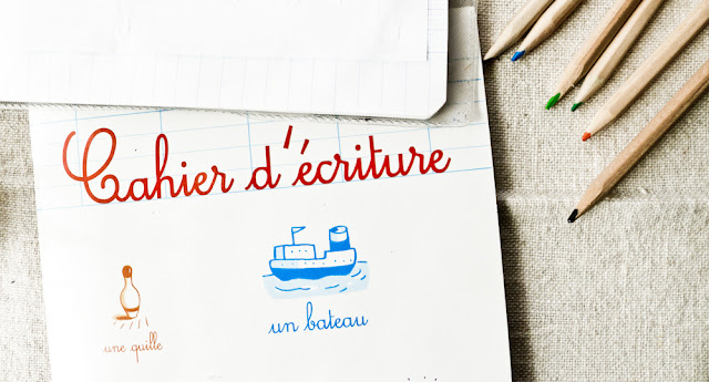 Writing and French ecriture