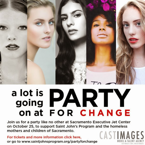 Party for Change - Cast Images