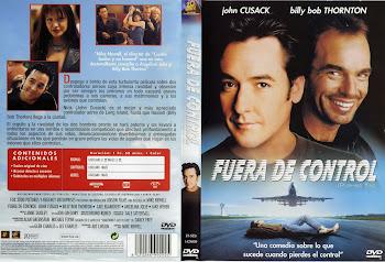 Carátula dvd: Fuera de control (1999) (Pushing Tin)