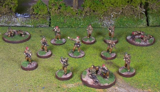 wargaming in 28 mm and sometimes smaller: My Challenge in ...