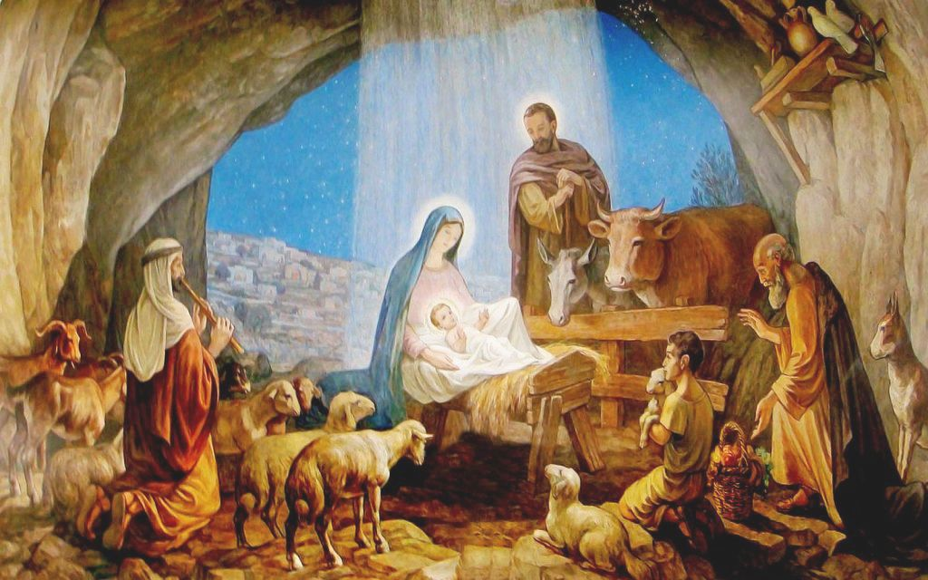 Kisah Kelahiran Yesus
