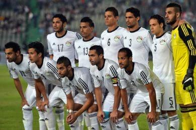 رسميا : الكاف يعلن طريقة تأهل مصر لكأس أفريقيا 2015