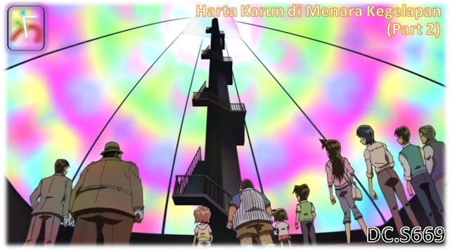 Download Detective Conan Episode 670 sub indonesia