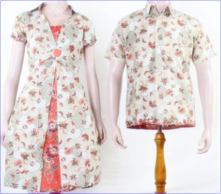 Model Batik Pasangan Terbaru Batik Sarimbit | LONG HAIRSTYLES