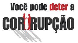 Você pode deter a corrupção