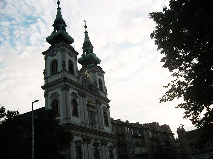 Budapest nice building