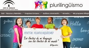 Portal de Plurilingüísmo de la Consejería de Educación