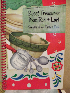 Sweet Treasures Cookbook