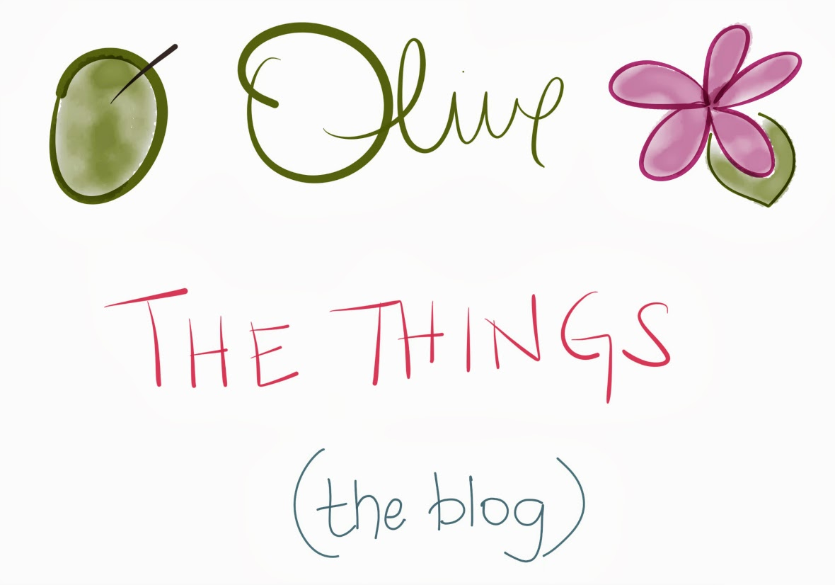 Olive The Things
