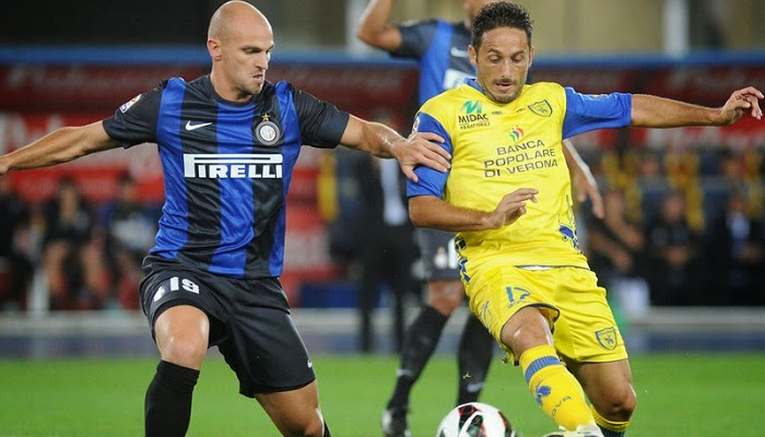 Inter vs Chievo Verona en vivo