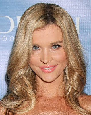 Joanna Krupa hosts the Hapari Bikini Line Launch at the Palms pool in Las Vegas