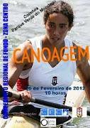 ARCOR NO REGIONAL DE FUNDO DE CANOAGEM
