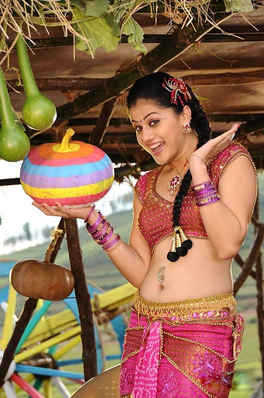 South Tabasee Showing Her Sexy White Thighs Spicy Navel and Deep Cleavage With Manju Manoj in Jhummandinadham telugu movieAmazing Photographs gallery pictures