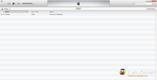 iTunes 11 Tones