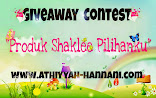 Giveaway Contest Produk Shaklee Pilihanku