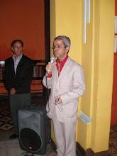 dramaturgo de guatemala presentación del libro Pablo Neruda