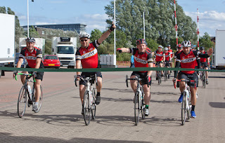 Olivers Cycle For The Sunderland Foundation of Light