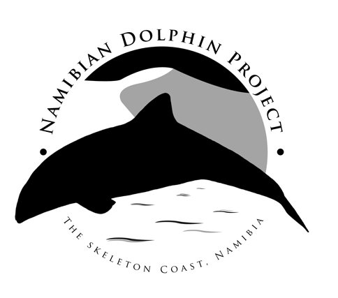 Namibian Dolphin Project Logo W