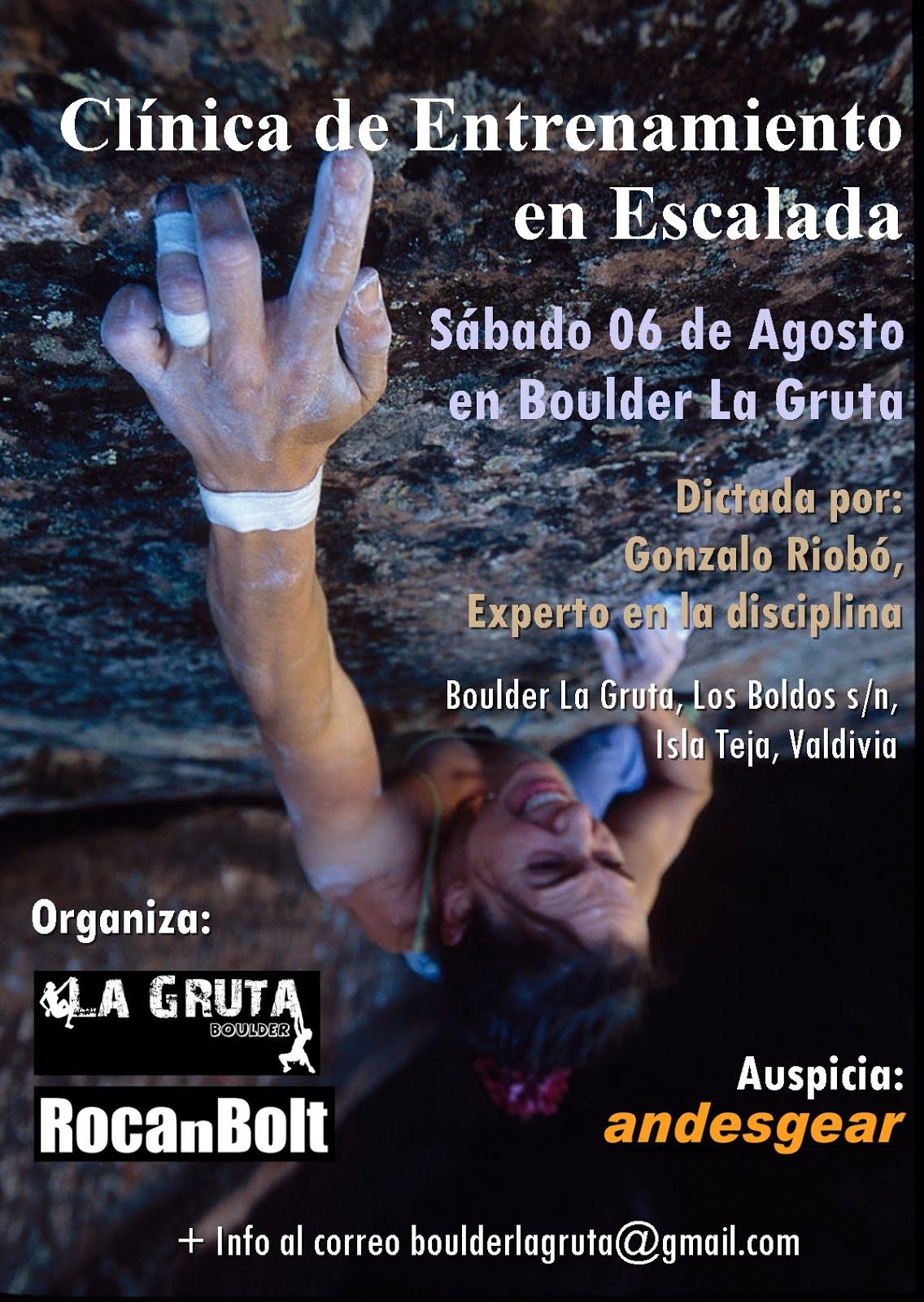 Curso Entrenamiento en Valdivia