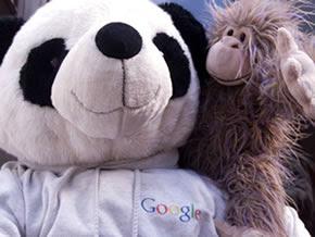 Yéti et Panda :)