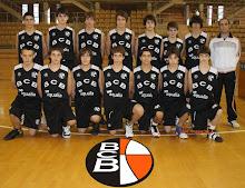 BCB Cadete b 2009-2010