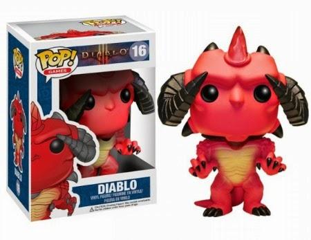 Diablo Funko Pop