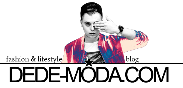 Dede-Moda - Blog moda męska / mens fashion