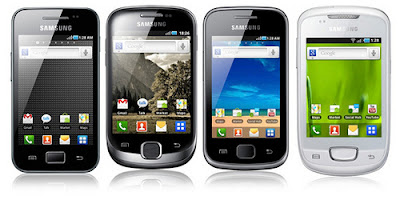 Samsung Galaxy Ace Mobile